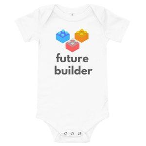 Mommys Little Copywriter Copywriter Baby Shirt realpeoplegoods Cute Baby One-Piece