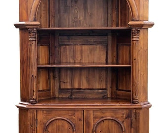 Pine freestanding corner unit made by our own carpenters SALE PRICE