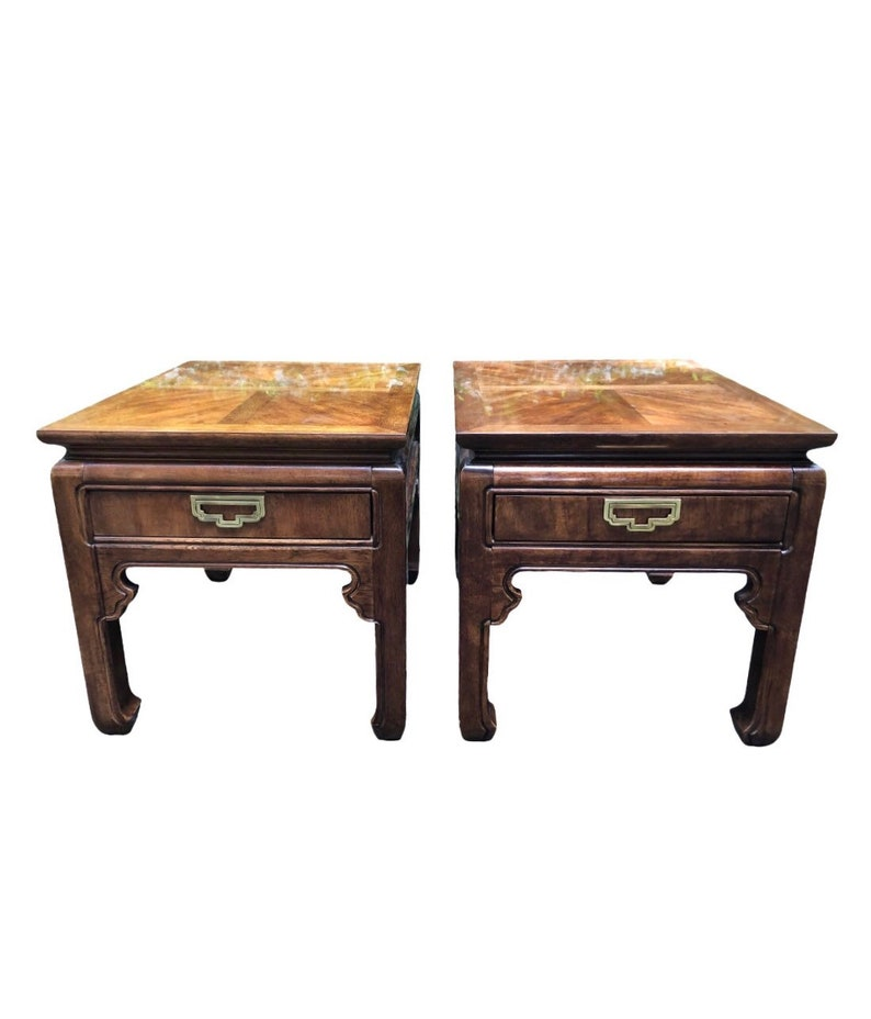 Vintage Thomasville Mystique End Tables