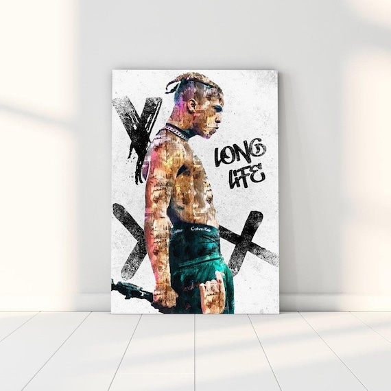 W1709 Juice WRLD Death Race For Love Poster 2020 Album 30 24x36 Silk Art