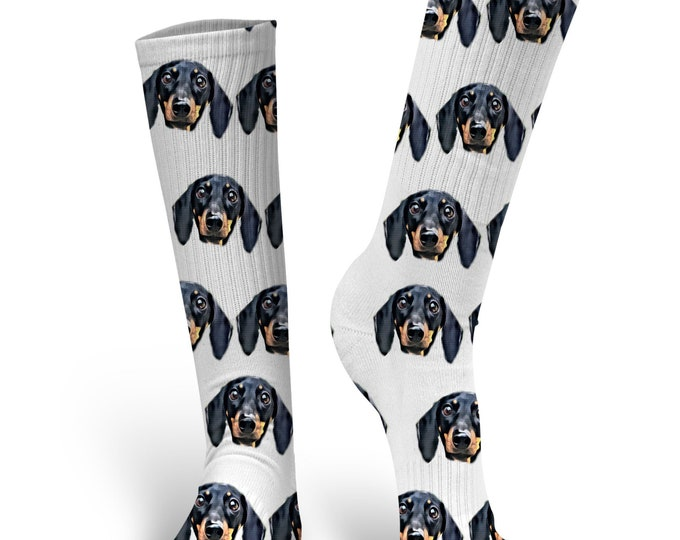Custom Face Socks, Custom Photo Socks, Custom Socks, Personalized Socks, Custom Printed Socks, Picture Socks