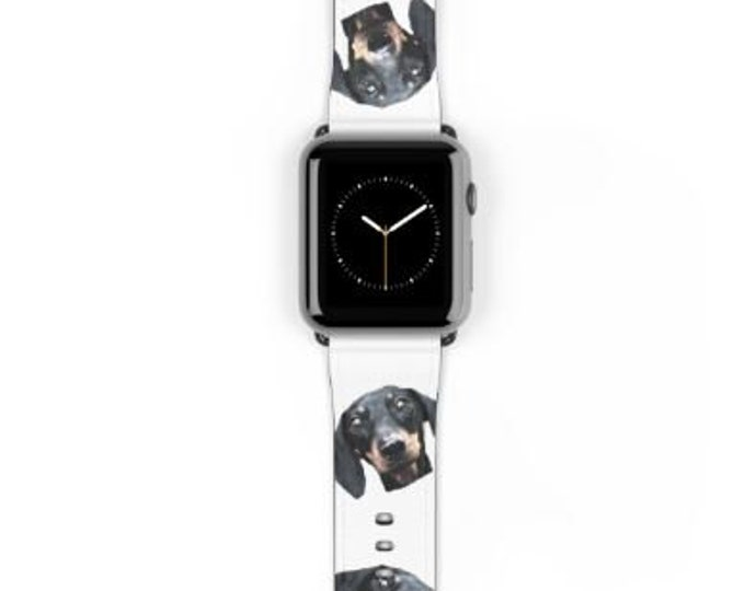 Custom Photo Watch Band, Custom Apple Watch Band, Personalized Watch Band, Add your photo to your Watch Band