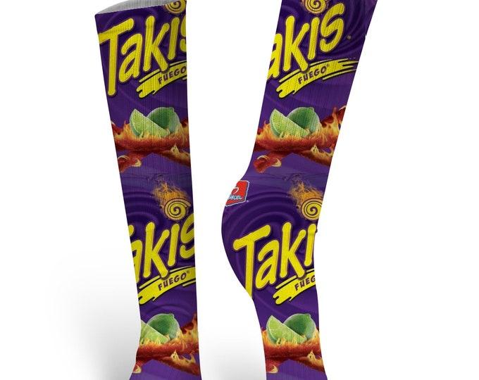 Takis Socks, Custom Socks