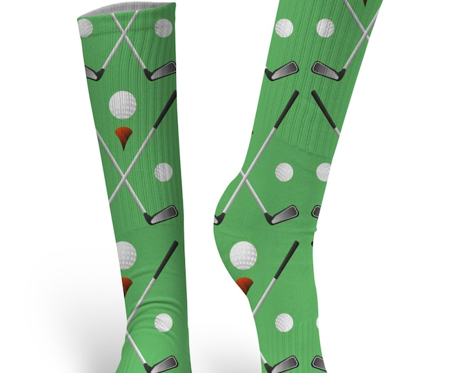 Golf Socks, Golf Club Socks, Golf
