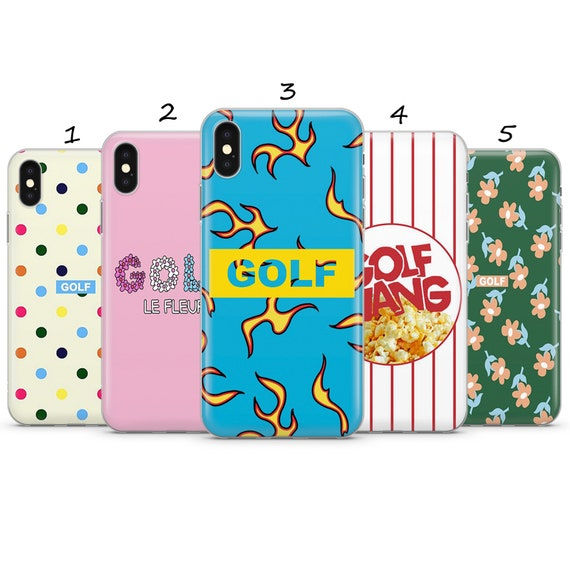 Golf Le Fleur Odd Future Phone Casecover Gift For Iphone 6 7 Etsy