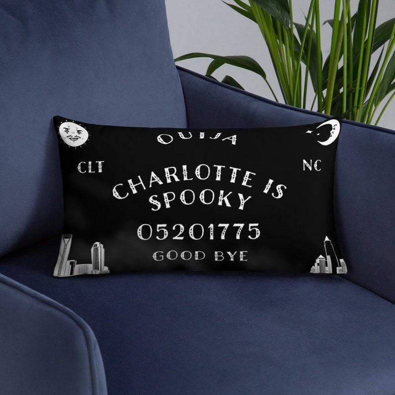 Ouija Pillow  Spooky Charlotte image 0
