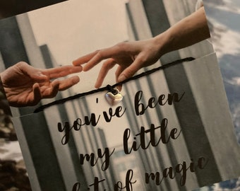 All The Young Dudes Wish Bracelet, You were my little bit of magic, Marauders Fanfic,