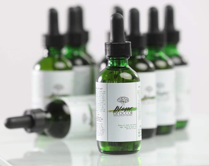 2oz Organic Scalp, Body & Facial oil