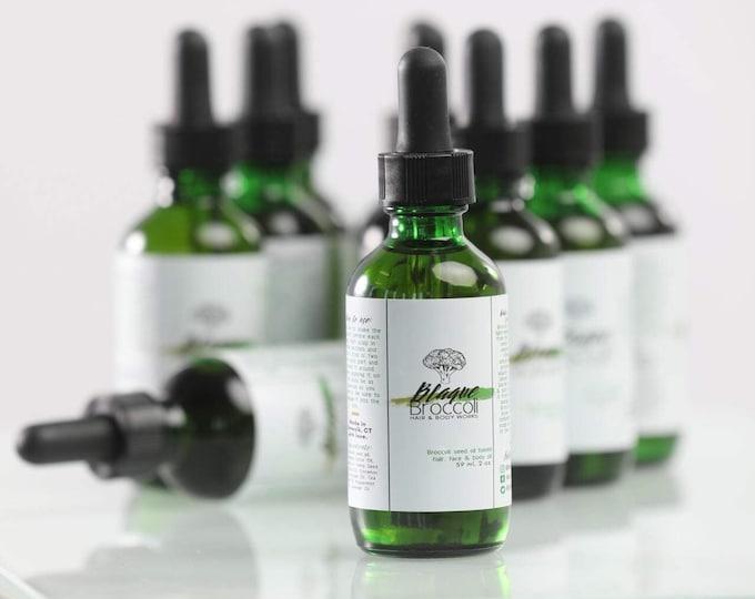 2oz Organic Scalp, Body & Facial oil