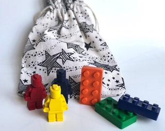 Fade Resistant+High Quality Hand Made in USA Crayons of Life