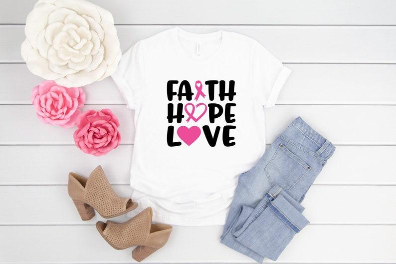 Faith Hope Love Shirt Masswerks Store