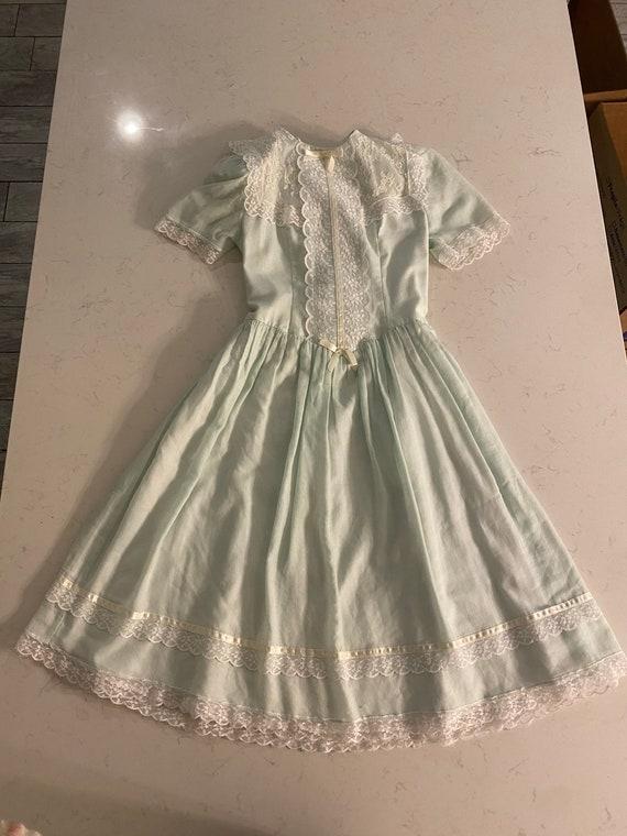Gunne Sax Vintage Dress - image 3