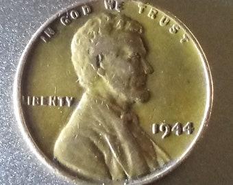1944 wheat penny | Etsy