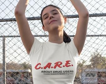 C.A.R.E Unisex T - White