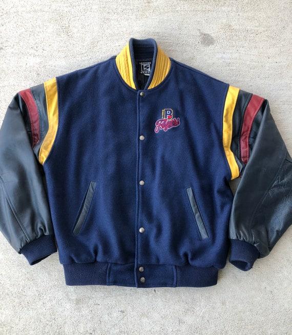 Vintage Barrie Flyers Varsity Jacket