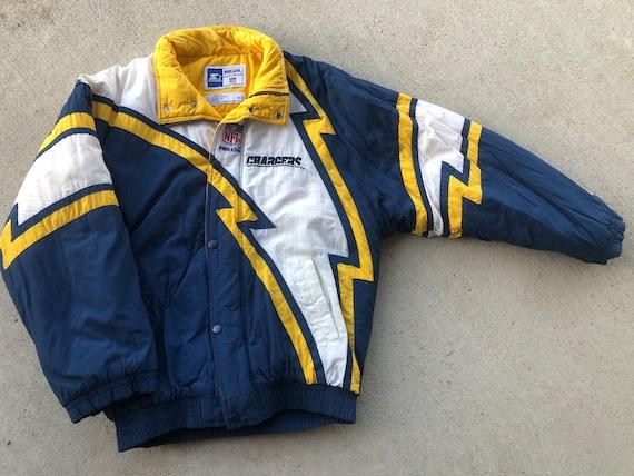 Vintage 90s Chargers Starter Jacket