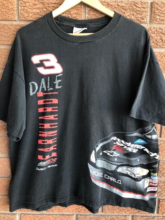 Vintage Dale Earnhardt Sr 2000 Nascar T-shirt