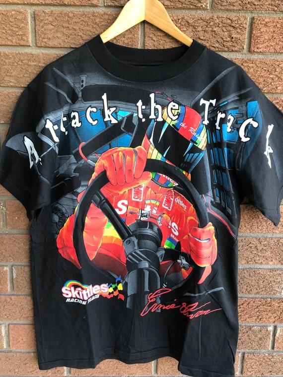 Vintage '98 Ernie Irvan Nascar T-shirt