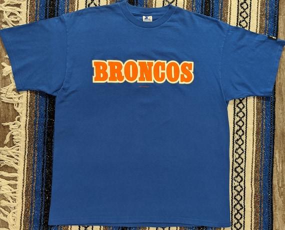 Vintage Denver Broncos John Elway