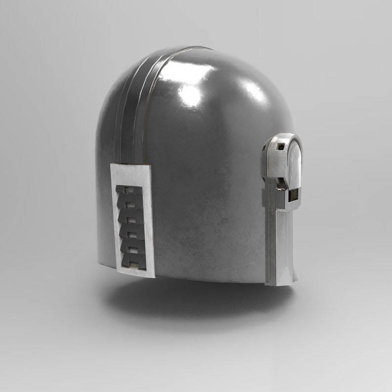 Mandalorian 2019 TV Show Wearable Helmet for EVA Foam