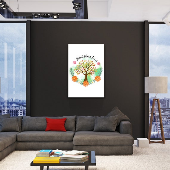 Eco Message Digital Print Collection | Save the Bees | Plant More Trees | Clean the Seas | Eco Gift | Student Gift