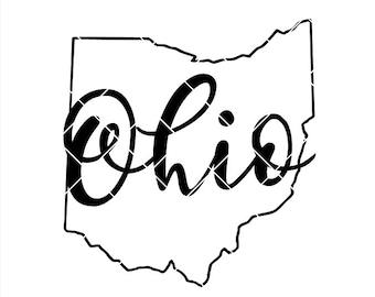 Ohio University Svg Etsy