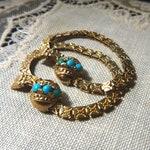 Victorian 14K Baby Bracelets