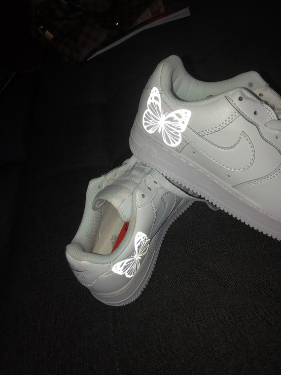 Nike Air Force 1 Butterfly Womens