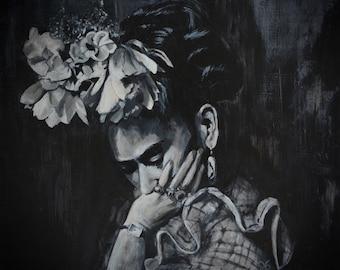 Contemplation (Frida Kahlo #2) LIMITED EDITION