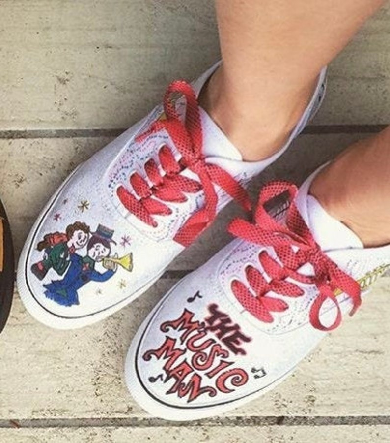 The Music Man Shoes