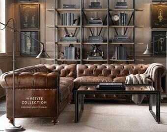 Outstanding Vintage Sofa Etsy Lamtechconsult Wood Chair Design Ideas Lamtechconsultcom