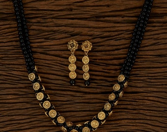 Ten Jute Thread Necklace CHOICE OF COLOR 1 pc 17 inch 10 Strand