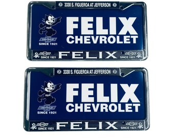 Felix Chevrolet Sunshade
