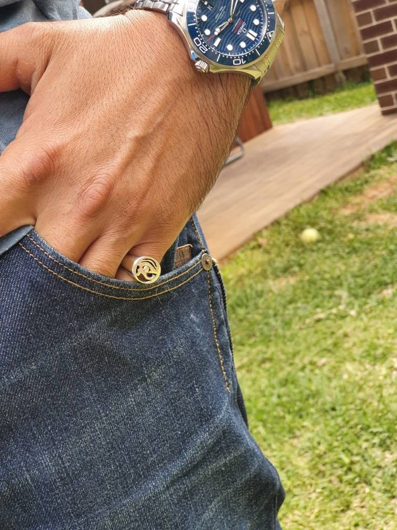 Horus ring