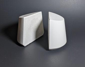 Concrete Bookends | Napkin Holder