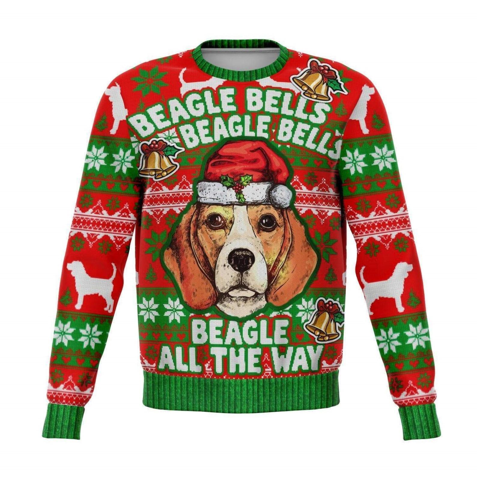 Beagle Christmas Sweatshirt
