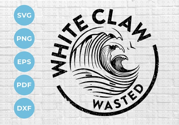34+ White Claw Logo Svg Free Pictures