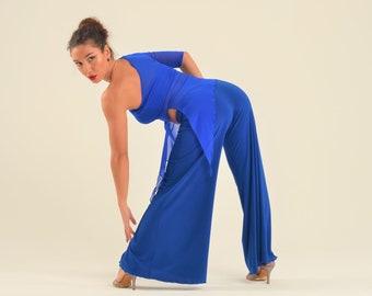 Bellydance pants, tube pants,  palazzo pants, oriental dance pants, wide leg pants SM5102 017