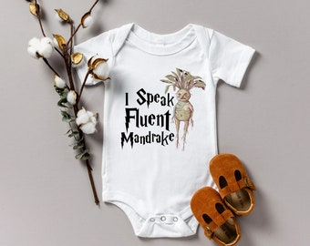 Baby Announcement HP Inspired Matters Not What You are Born Baby Bodysuit