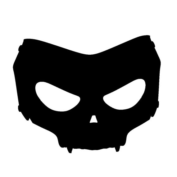 Decal Skull Mask Persona 5 Etsy I did use the treasure trap to make them appeared more frequently and it did work like a charm, for anyone wondering, i went to mementos in normal day. decal skull mask persona 5
