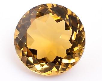 5 PCs Lot AAA Quality 100/% Natural African Citrine Quartz Oval Shape Brilliant Cut Stone Gemstone For Making Jewelry 150 Ct 23X18X13 mm