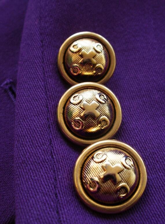 Moschino Cheap and Chic blazer - image 3