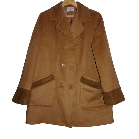 Valentino vintage double breasted Coat