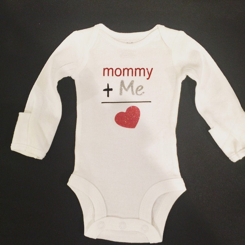 me  Onesie \u00ae Bodysuit New Baby Gift Silly Saying Bodysuits Mom