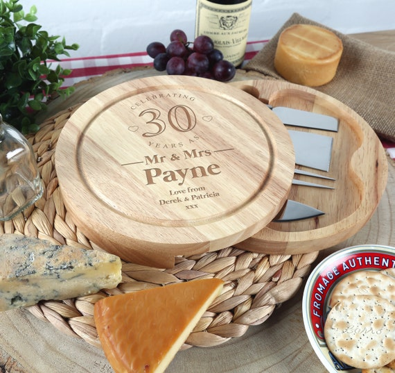 Other Celebrations Occasions Personalised Cheese Board Set Wedding Gift Ideas Couples Home Furniture Diy Tallergrafico Com Uy