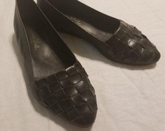 2337f2a5b564d 90s flats shoes | Etsy