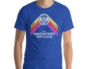 The Imagineers Pavilion Podcast: Retro Distressed Tee