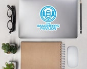 The Imagineers Pavilion: Logo Sticker