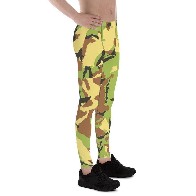 Men/'s camo Leggings