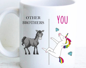 Funny Brother Gift Etsy